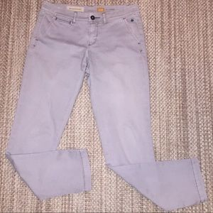 Pilcro and The Letterpress Hyphen BF Jeans Grey 26